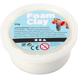 Foam Clay®, wit, 35gr