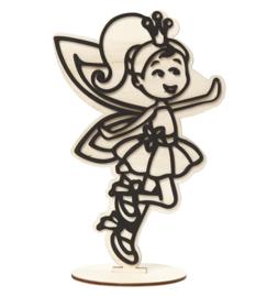 figuur om te decoreren, ELF (19 cm)