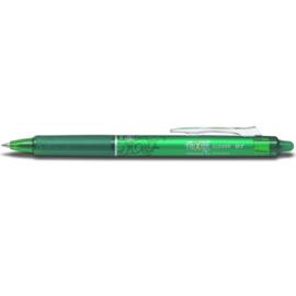 Pilot Frixion ball clicker groen