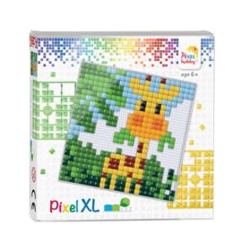 Pixel XL set baby giraffe