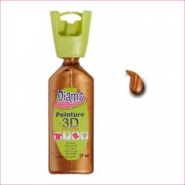 DI40965- 3D verf parelmoer caramel