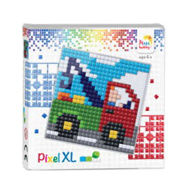 Pixel XL set Truck