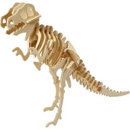 3D Puzzel, dinosaurus, afm 33x8x23 cm