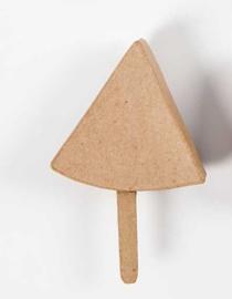 ijslollie driehoek 12.5 cm
