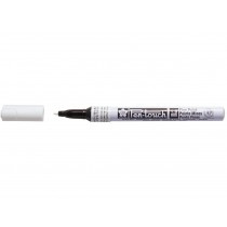Bruynzeel Sakura Pen Touch white Fine
