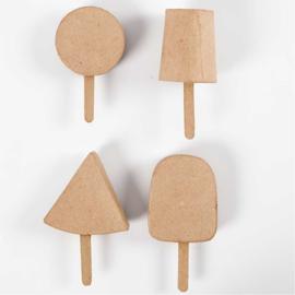 ijslollies  (set van 4) 12,5 - 15 cm