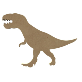 T-rex (dino) MDF 26 cm