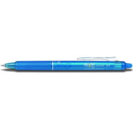 Pilot Frixion pen (uitwisbare pen)
