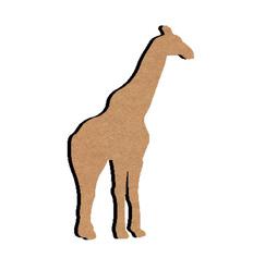 Giraf MDF 26 cm