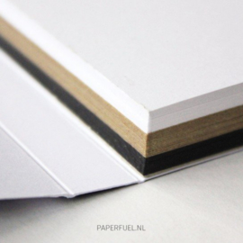 A6 oefenblok handlettering Paperfuel