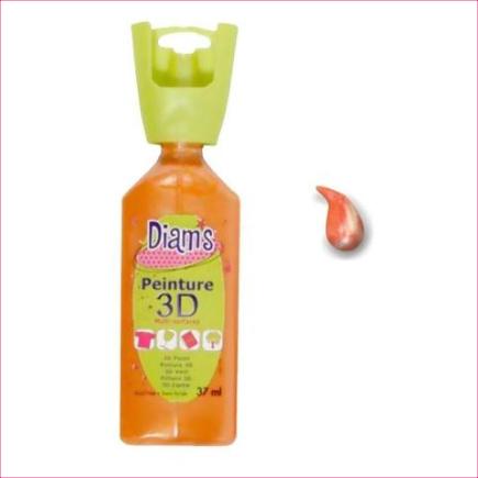 DI40956- 3D verf glanzend oranje (orange)