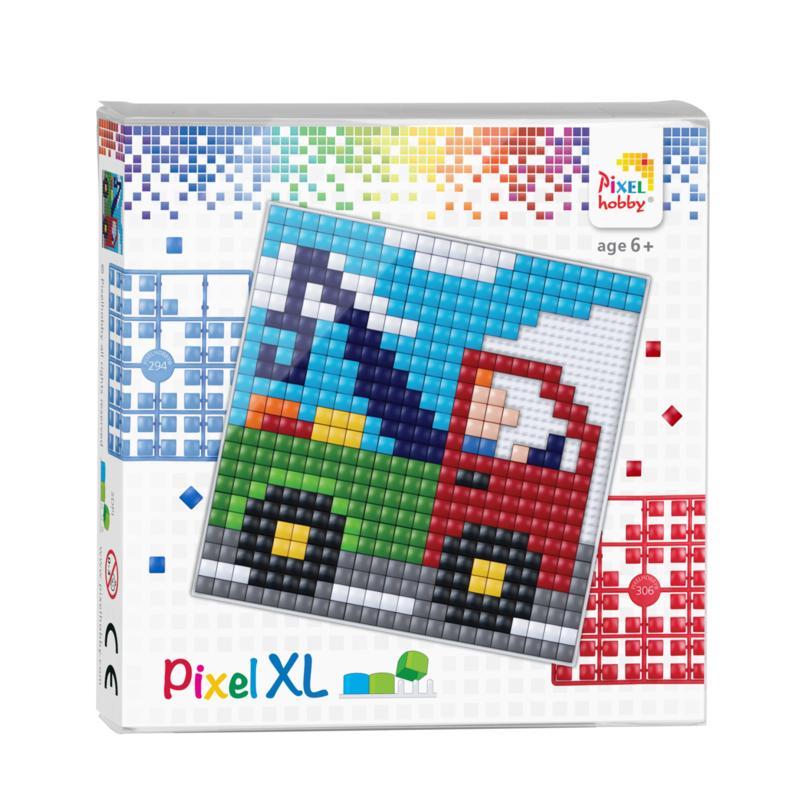 Pixel XL set Truck