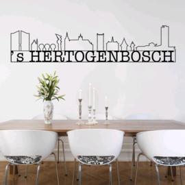 Skyline 's-Hertogenbosch Acrylaat