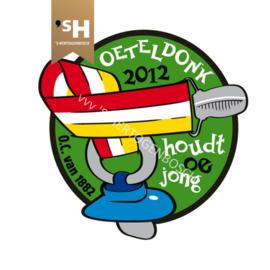 "Embleem 2012 ""Oeteldonk houdt oe jong!"""