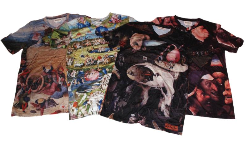 Jeroen bosch Shirt
