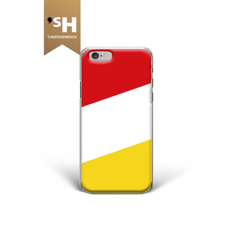 """Carnavalshoesje """"rood, wit en geel"""""""