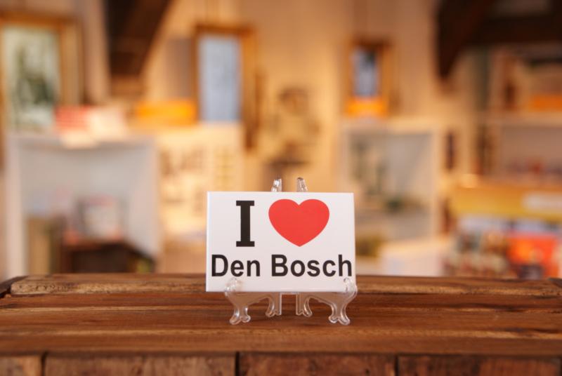 Magneet I Love Den Bosch