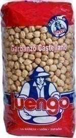 Garbanzo extra 1kg Luengo/ kikkererwten extra