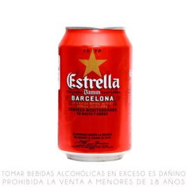 Estrella Lata/blikje