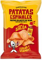 Patatas en salsa espinaler