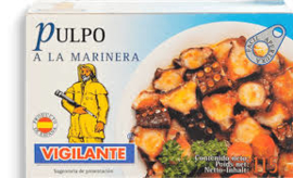 Pulpo a la marinera