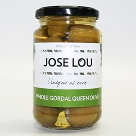 Jose Lou Gordal con hueso/ grote olijven met pit