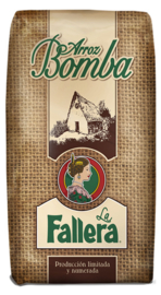 Arroz Fallera  Bomba 1kg