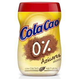 Cola Cao sin azucares 300gr