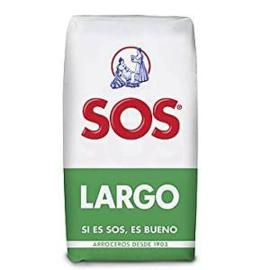 Arroz SOS grano largo 1kg