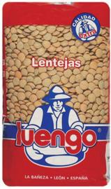 Lenteja castellana 1 kg Luengo/ Linzen