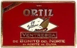"""""""Ventresca aceite oliva 110gr"""