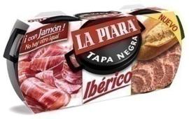 Paté Jamon Iberico 2pack