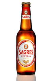 Sagres cerveza
