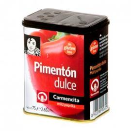 Carmencita Pimentón dulce 75gr