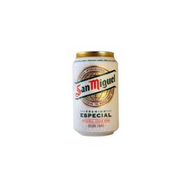 San Miguel lata/blikje