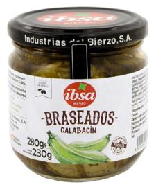 Braseados calabacin/ geroosterde courgette 280gr