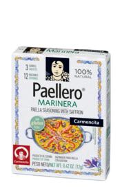 Carmencita Paellero Marinera 5 x 20gr