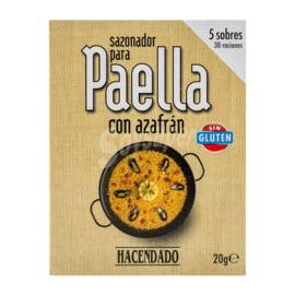 Hacendado Sazonador de Paella