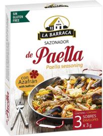 Sazonador de Paella