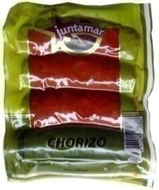 Juntamar chorizo paquete, 250 gr