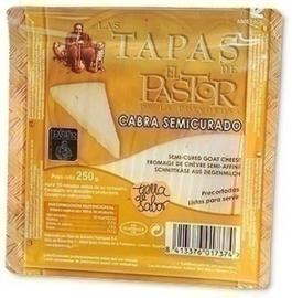 El Pastor Cuña de queso cabra semi