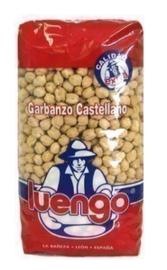 Garbanzo castellano 1kg Luengo/ kikkererwten