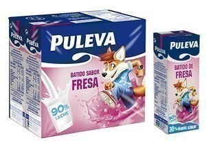 Batido fresa 6-pack, 200ml