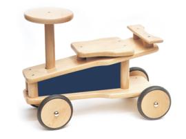 Jasper Toys loopauto natuur