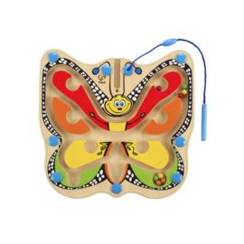 Doolhof vlinder Hape