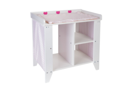 Angel Toys houten poppen commode