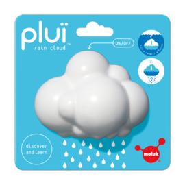 Pluï regenwolk Moluk
