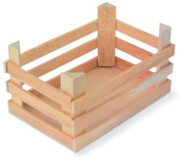 Set houten kistjes