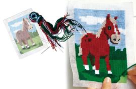 SES borduren paarden