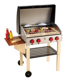 Hape barbecue incl. 21 accessoires